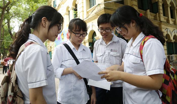 Tuyển sinh vào lớp 10 tại Hà Nội